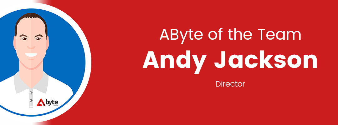 AByte of the Team – Andy
