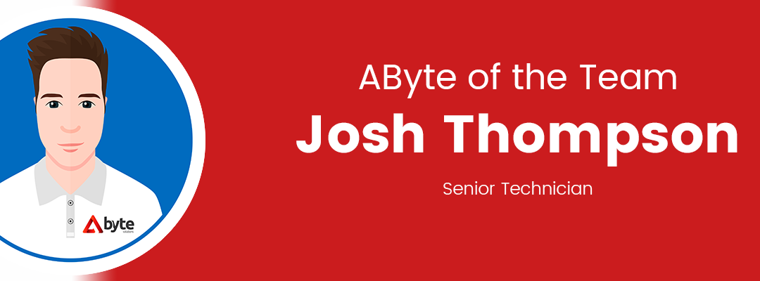 AByte of the Team – Josh